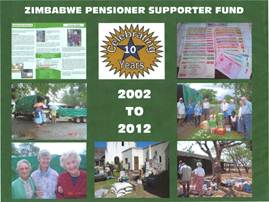 Zimbabwe Pensioners Fund 2012 Overview